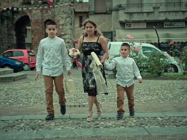 Il matrimonio di Diego e Cristina a Coccaglio, Brescia 91