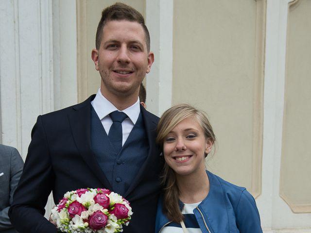 Il matrimonio di Diego e Cristina a Coccaglio, Brescia 94