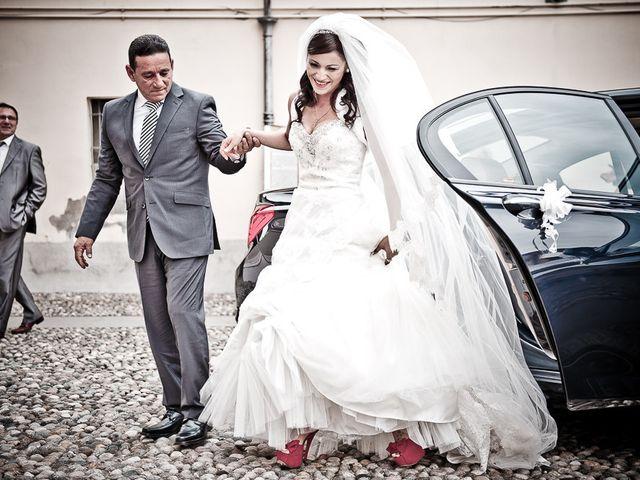 Il matrimonio di Diego e Cristina a Coccaglio, Brescia 96