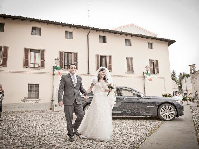 Il matrimonio di Diego e Cristina a Coccaglio, Brescia 98