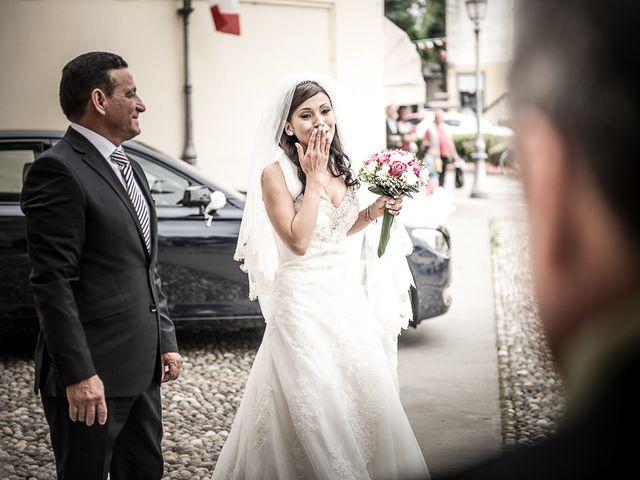 Il matrimonio di Diego e Cristina a Coccaglio, Brescia 99
