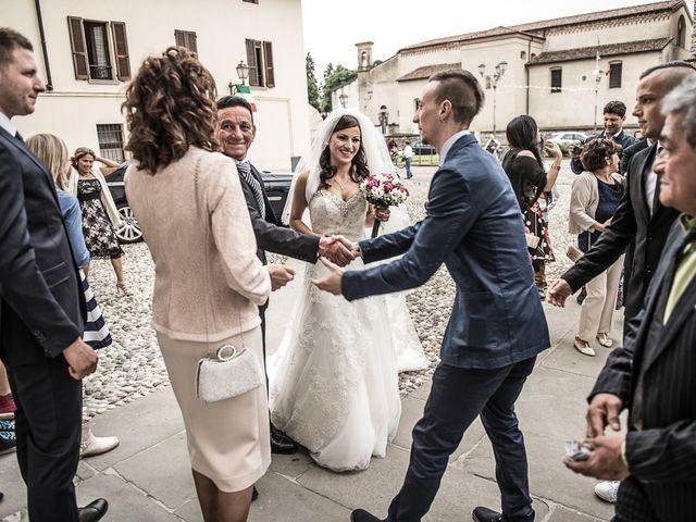 Il matrimonio di Diego e Cristina a Coccaglio, Brescia 100