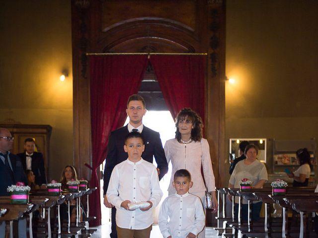 Il matrimonio di Diego e Cristina a Coccaglio, Brescia 103