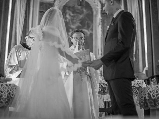 Il matrimonio di Diego e Cristina a Coccaglio, Brescia 105
