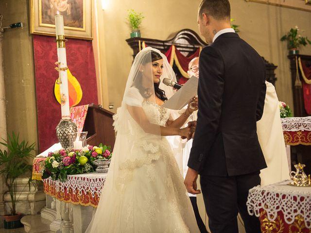 Il matrimonio di Diego e Cristina a Coccaglio, Brescia 107