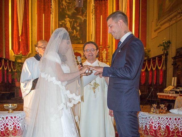 Il matrimonio di Diego e Cristina a Coccaglio, Brescia 109