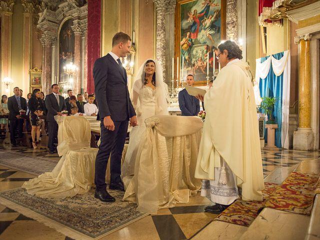 Il matrimonio di Diego e Cristina a Coccaglio, Brescia 110
