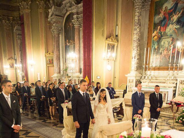 Il matrimonio di Diego e Cristina a Coccaglio, Brescia 112