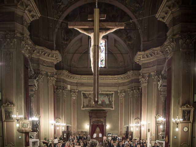 Il matrimonio di Diego e Cristina a Coccaglio, Brescia 113
