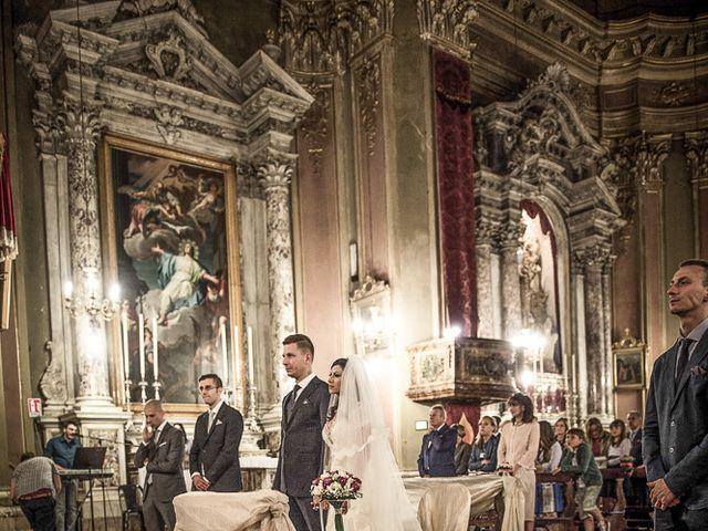 Il matrimonio di Diego e Cristina a Coccaglio, Brescia 114