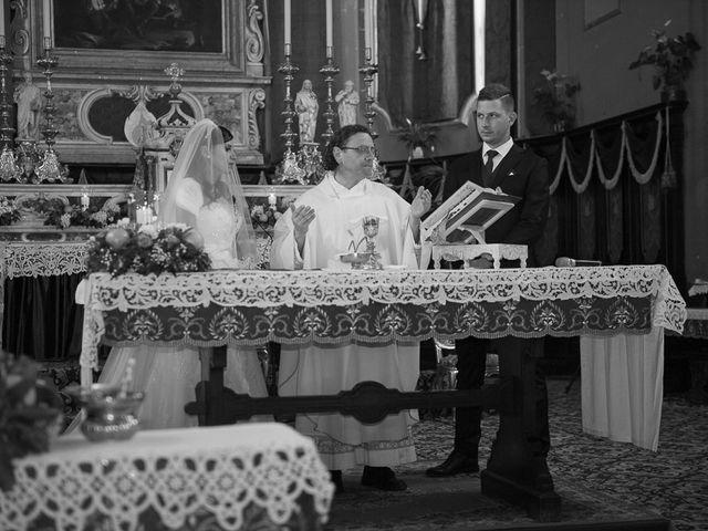 Il matrimonio di Diego e Cristina a Coccaglio, Brescia 118