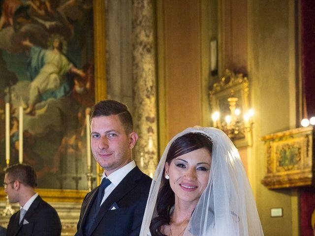 Il matrimonio di Diego e Cristina a Coccaglio, Brescia 119