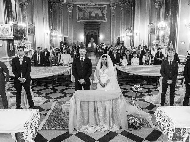 Il matrimonio di Diego e Cristina a Coccaglio, Brescia 120