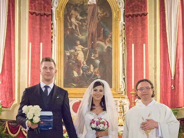Il matrimonio di Diego e Cristina a Coccaglio, Brescia 127