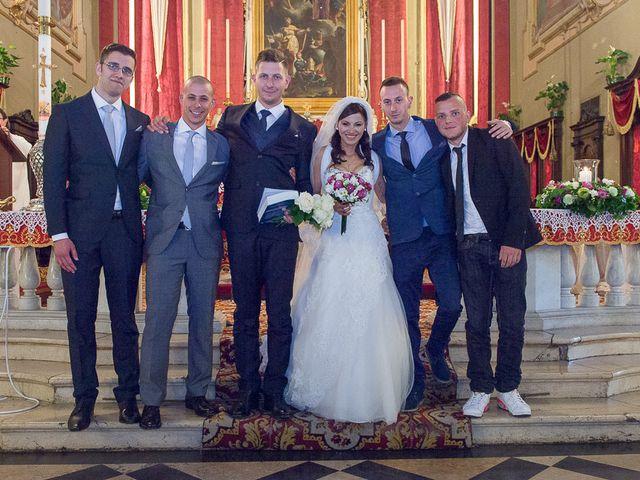 Il matrimonio di Diego e Cristina a Coccaglio, Brescia 128