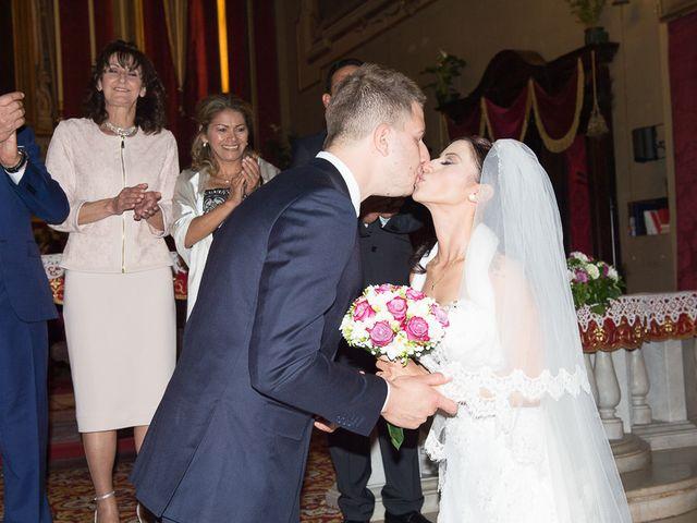 Il matrimonio di Diego e Cristina a Coccaglio, Brescia 129