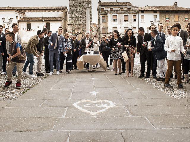 Il matrimonio di Diego e Cristina a Coccaglio, Brescia 131