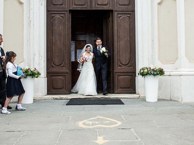 Il matrimonio di Diego e Cristina a Coccaglio, Brescia 132