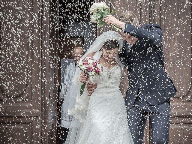 Il matrimonio di Diego e Cristina a Coccaglio, Brescia 133