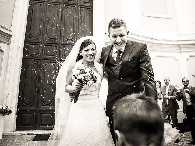 Il matrimonio di Diego e Cristina a Coccaglio, Brescia 134