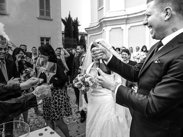 Il matrimonio di Diego e Cristina a Coccaglio, Brescia 135