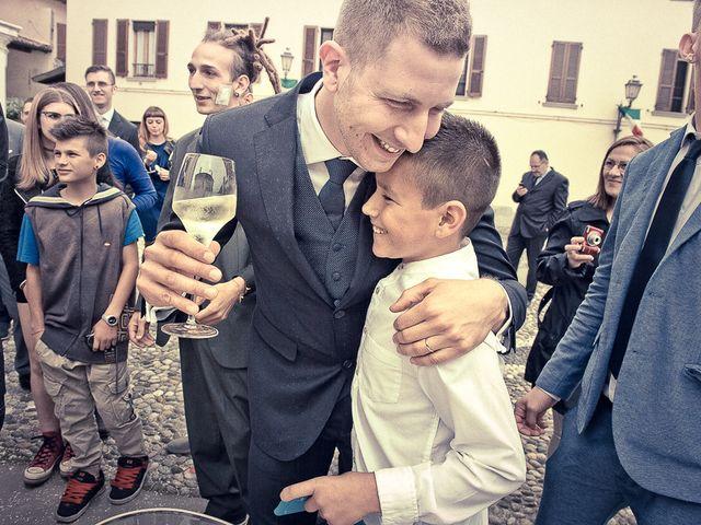 Il matrimonio di Diego e Cristina a Coccaglio, Brescia 138