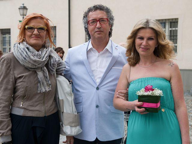 Il matrimonio di Diego e Cristina a Coccaglio, Brescia 139