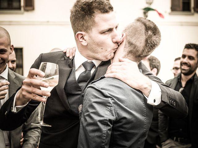 Il matrimonio di Diego e Cristina a Coccaglio, Brescia 141