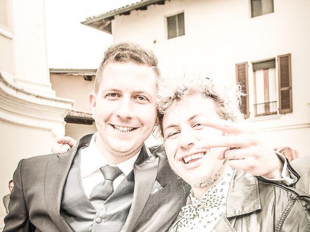 Il matrimonio di Diego e Cristina a Coccaglio, Brescia 143