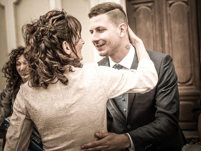 Il matrimonio di Diego e Cristina a Coccaglio, Brescia 145