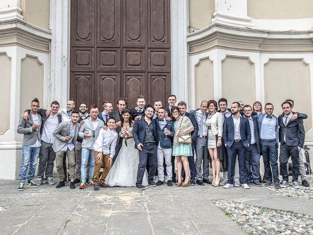 Il matrimonio di Diego e Cristina a Coccaglio, Brescia 148
