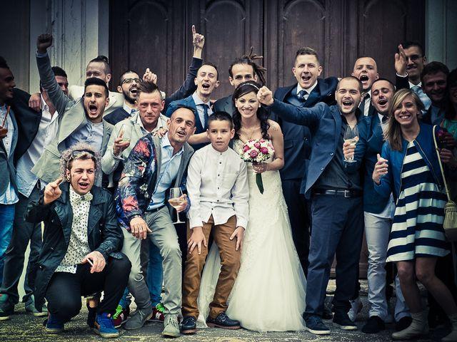 Il matrimonio di Diego e Cristina a Coccaglio, Brescia 149