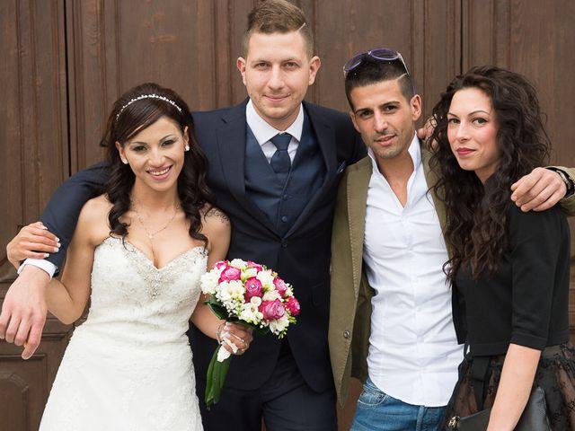 Il matrimonio di Diego e Cristina a Coccaglio, Brescia 151