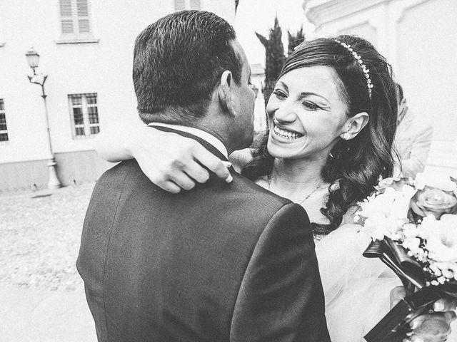 Il matrimonio di Diego e Cristina a Coccaglio, Brescia 153