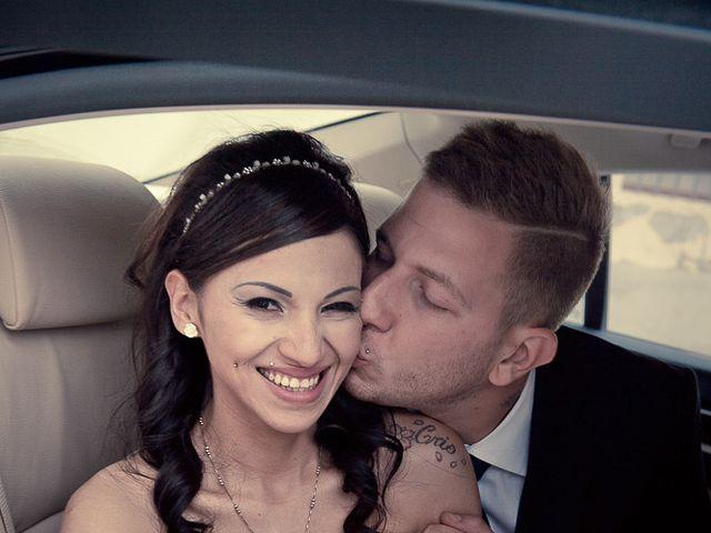 Il matrimonio di Diego e Cristina a Coccaglio, Brescia 157
