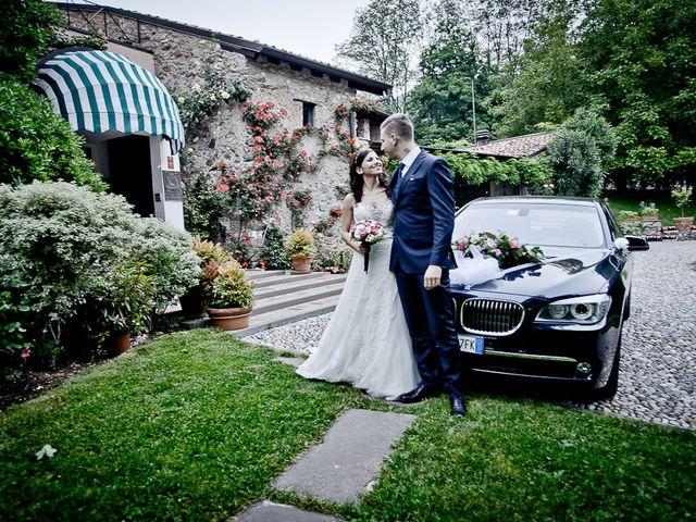 Il matrimonio di Diego e Cristina a Coccaglio, Brescia 161