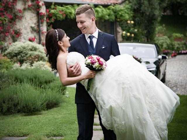 Il matrimonio di Diego e Cristina a Coccaglio, Brescia 162