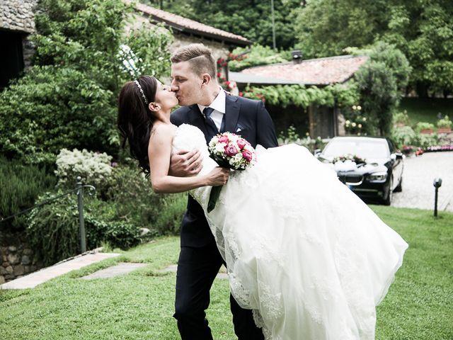 Il matrimonio di Diego e Cristina a Coccaglio, Brescia 163