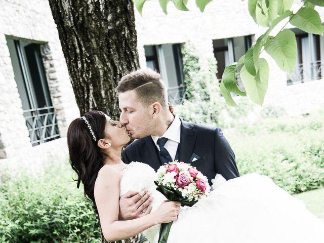 Il matrimonio di Diego e Cristina a Coccaglio, Brescia 164