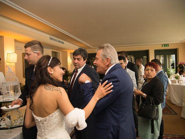 Il matrimonio di Diego e Cristina a Coccaglio, Brescia 167