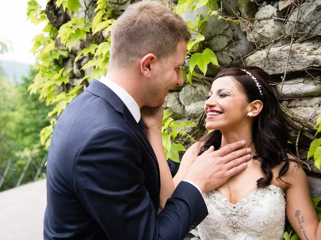 Il matrimonio di Diego e Cristina a Coccaglio, Brescia 170