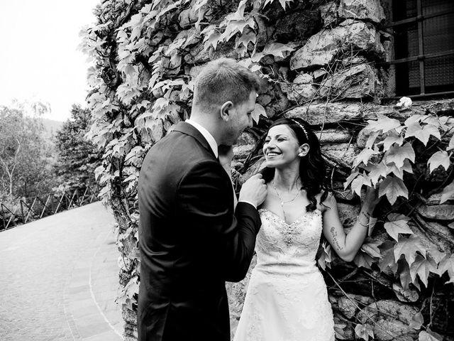 Il matrimonio di Diego e Cristina a Coccaglio, Brescia 171