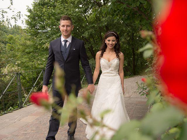 Il matrimonio di Diego e Cristina a Coccaglio, Brescia 172