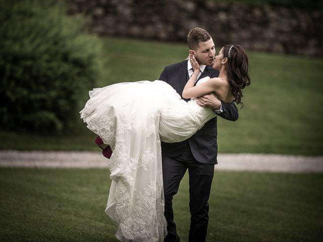 Il matrimonio di Diego e Cristina a Coccaglio, Brescia 177