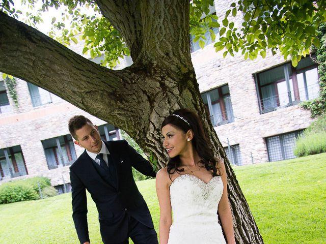Il matrimonio di Diego e Cristina a Coccaglio, Brescia 180