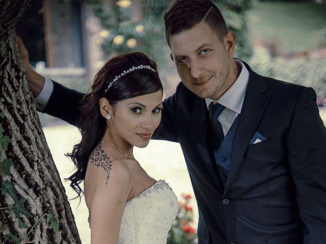 Il matrimonio di Diego e Cristina a Coccaglio, Brescia 185