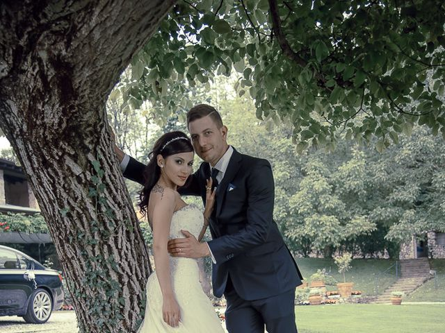 Il matrimonio di Diego e Cristina a Coccaglio, Brescia 186