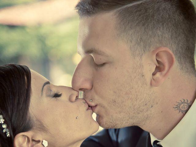 Il matrimonio di Diego e Cristina a Coccaglio, Brescia 187