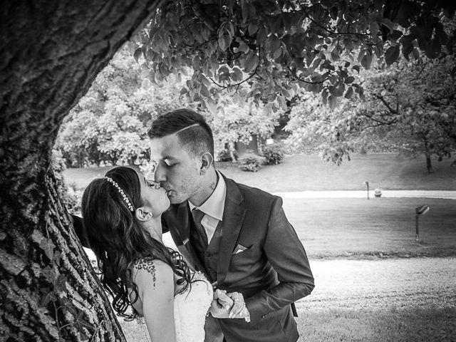 Il matrimonio di Diego e Cristina a Coccaglio, Brescia 188