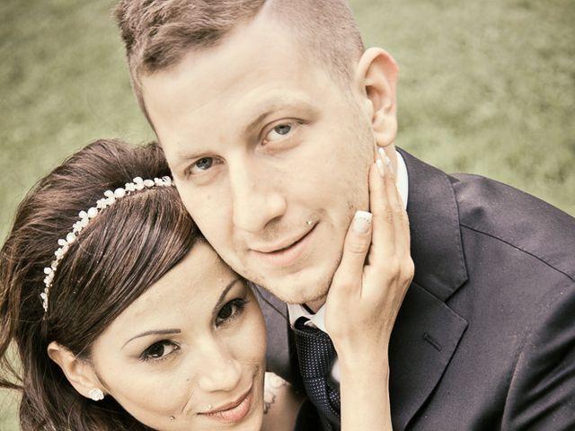 Il matrimonio di Diego e Cristina a Coccaglio, Brescia 193